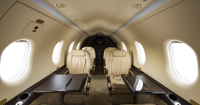 Book a Pilatus PC 12 to fly from St. Thomas to Anguilla